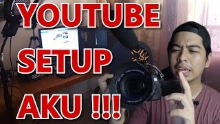 YouTube Setup Aku #1