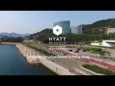 Hyatt Regency Hong Kong Sha Tin A Refreshing Urban Resort In Hong Kong