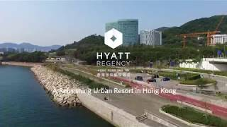 Hyatt Regency Hong Kong Sha Tin A Refreshing Urban Resort in Hong Kong