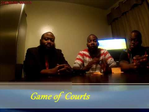 LEGENDS:GAME OF COURTS