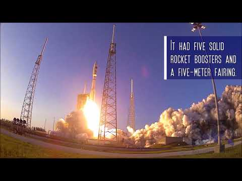 SFI Launch Highlights for flight of ULA Atlas V 551 with AFSPC-11