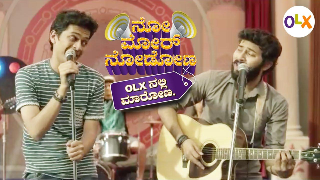 OLX and Amit Trivedi present - No More Nodona   Kannada