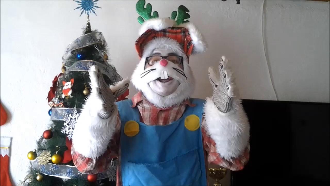 "conejo wenceslao saludo navideño ""cachureros"" - YouTube"