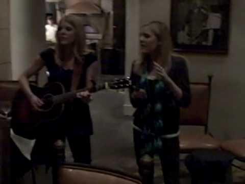 Kate and Kacey - Radio Tour Part 1