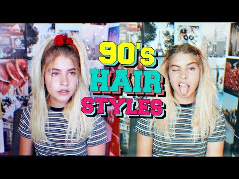 easy-&-quick-90's-inspired-hairstyles!