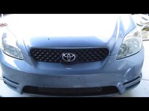 Why I choose to disable Daytime Running Light (DRL) on a Toyota Matrix 2004