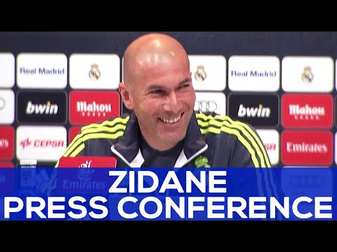 """Benzema is training again"" 