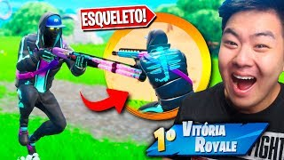 THE NEW CRYPTIC SKIN IS SINISTER!! * REVERSE ABSTRAKTO!! * | FORTNITE