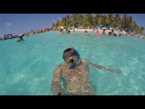 Isla San Andres - Colombia   ** Vacaciones 2017 **