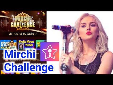 Starmaker Mirchi Challenge क्या है || Starmaker Challenge By Ravi Tech Tube