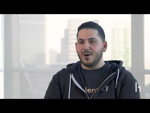 HackerOne Hacker Interviews: Ben Sadeghipour (@ NahamSec)