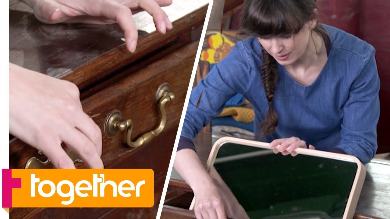 How to Restore & Clean Antique Furniture | Gok Wan Fill Your House for Free