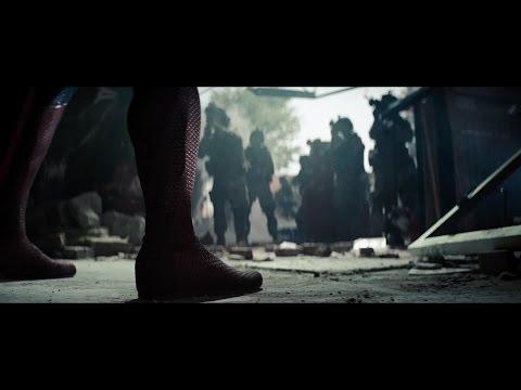맨 오브 스틸  MAN OF STEEL  2차 공식 예고편 (한국어 CC)