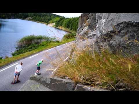 Longboarding Norway Lillesand