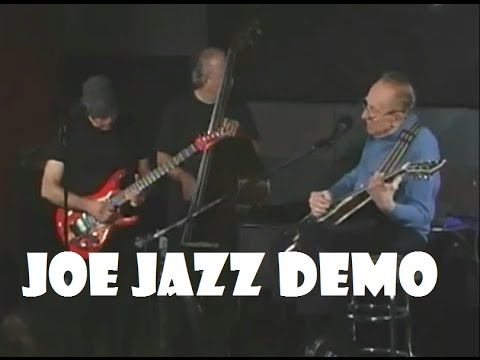 JOE Satriani Jazz Demo With Paul [Les]