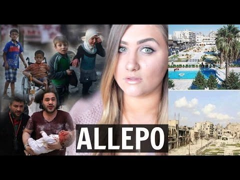 GENOCIDE IN ALEPPO SYRIA AND HOW TO HELP!