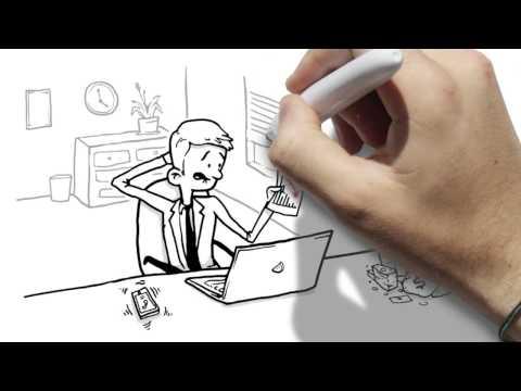 Whiteboard video for HoldPower.net
