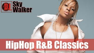 Old School R&B Hip Hop Mix #2 | 2000s 90s Classics Black Music | DJ SkyWalker