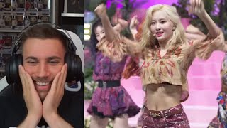 "Baixar TWICE SPECIAL LIVE ""MORE & MORE"" - Reaction"