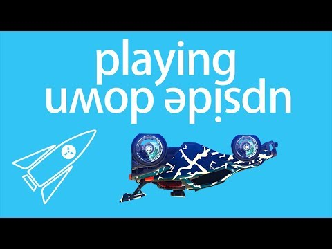 Rocket Science Experiment - Playing upside down?