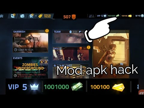 cover fire shooting game hack mod apk download