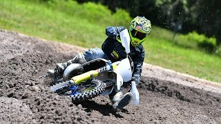 David Pingree takes you through all the new changes on Husqvarna's ...