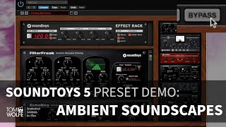 Ambient Soundscapes Preset Demo