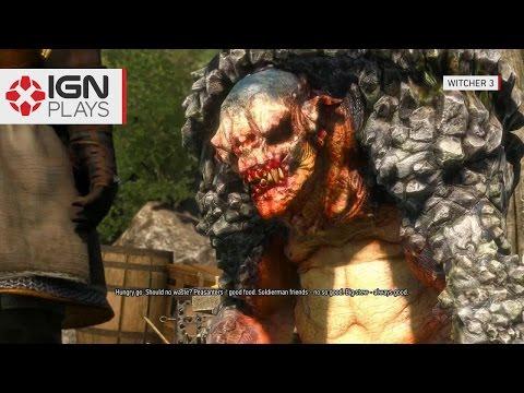 Help Trollolol, The Witcher 3's Trolliest Troll - IGN Plays Live
