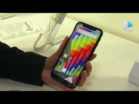 Hotwav Symbol X   Cheap IPhone X Clone With Real Notch And Spreadtrum SC9832E