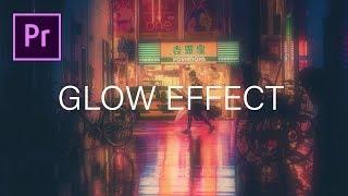 Premiere Pro CC Tutorial: Glow Effect ( CC 2018) How to