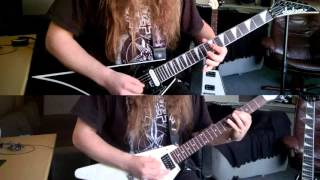 Septic Flesh - Narcissus (Guitar cover by Phobiah)