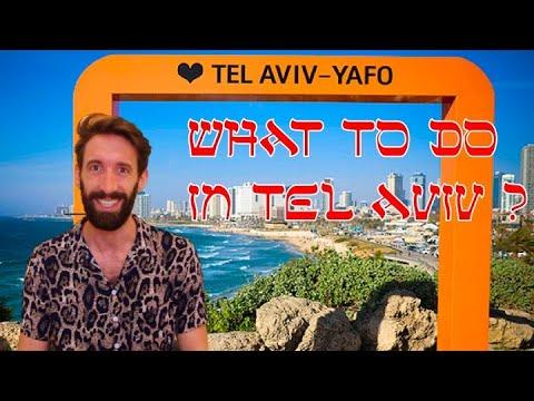 Travel Tips For Tel Aviv, Israel