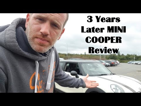 Mini Cooper Review After 3 Years of Ownership
