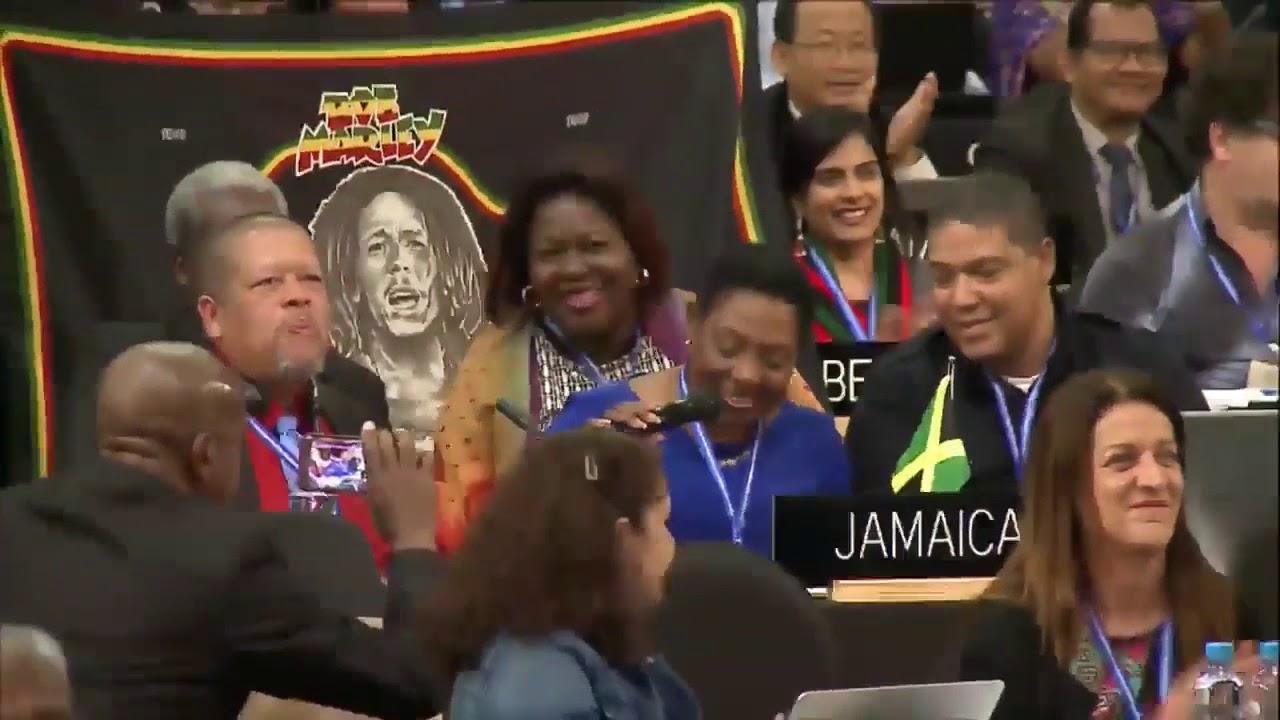 UNESCO adds Jamaican Reggae Music to World Heritage List - YouTube