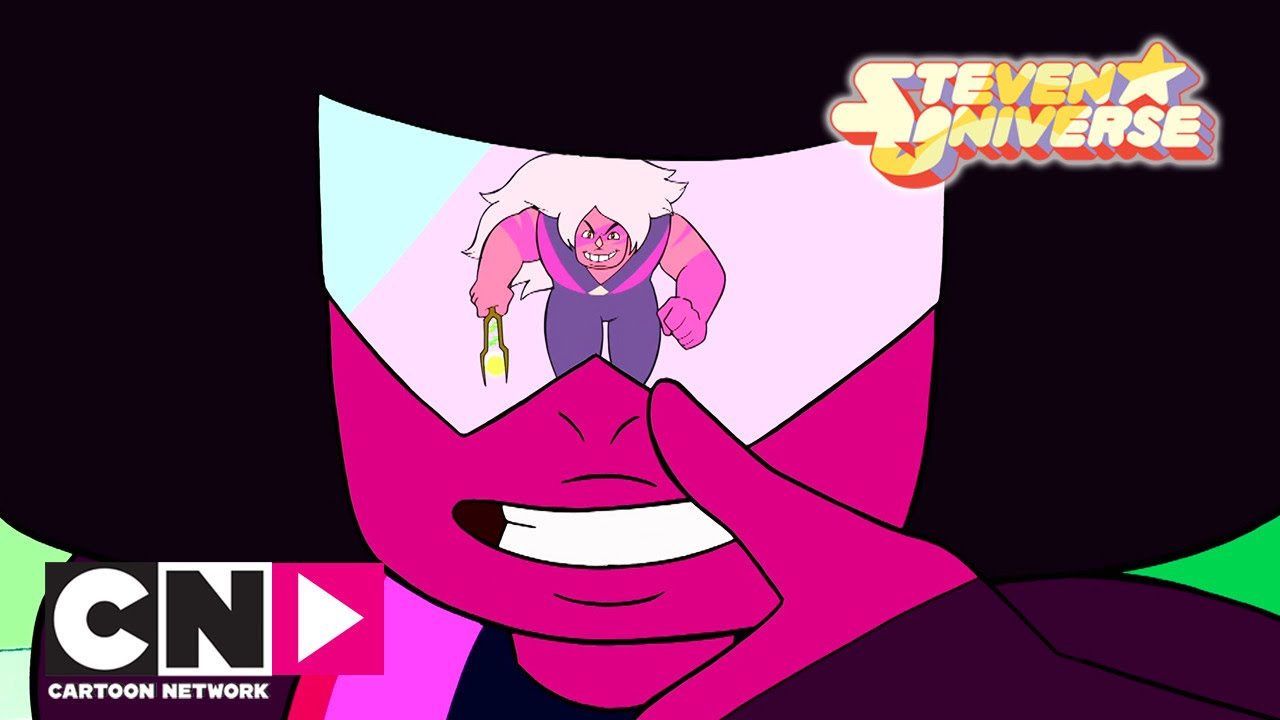 Steven Universe | Stronger Than You | Cartoon Network