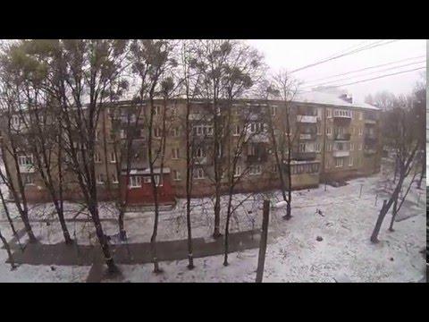 Погода на Gismeteo и за окном