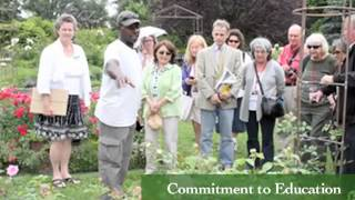 Queens Botanical Garden - The Place Where People, Plants and Cultures Meet