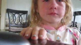 Daddy I miss you( Jada ) 4 year old crying watching the video.. her dad did not die
