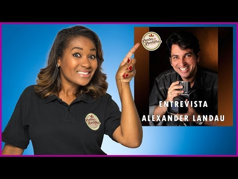 Entrevista Alexander Landau - podcast #008