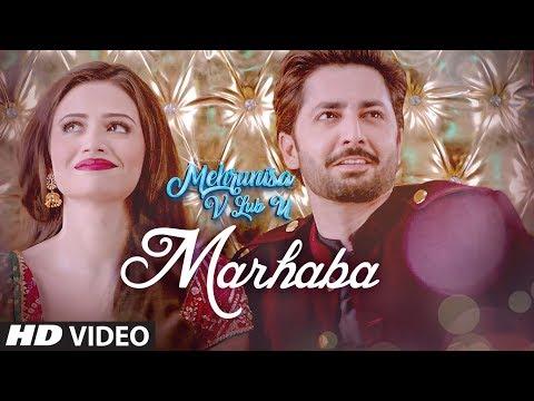 Marhaba Video Song | Mehrunisa V Lub U |  Danish Taimoor, Sana Javed, Jawed sheik