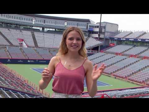 SarahJeanne Labrosse a hâte de vous voir à la Coupe Rogers