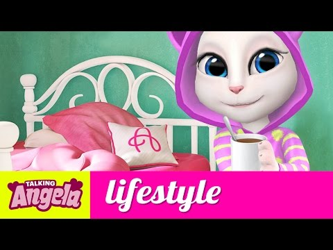 Talking Angela – Sick Days Routine | Super Remedies
