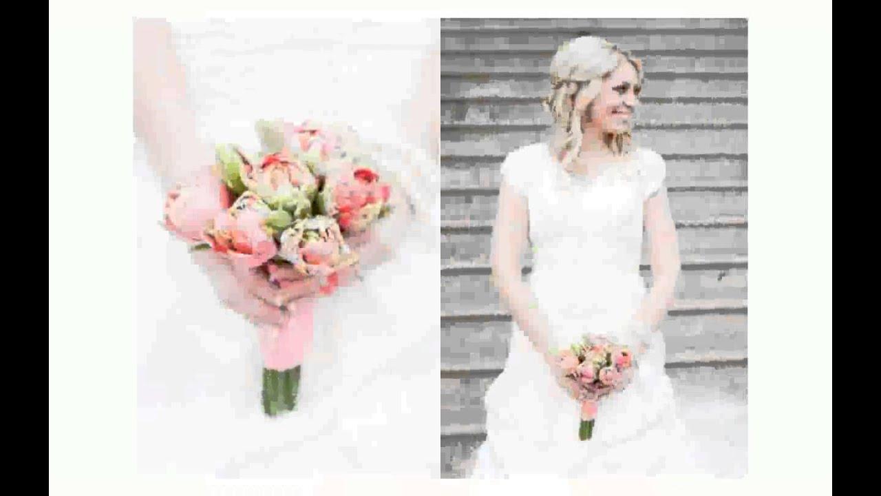 Tulip Wedding Bouquet Lilolarada