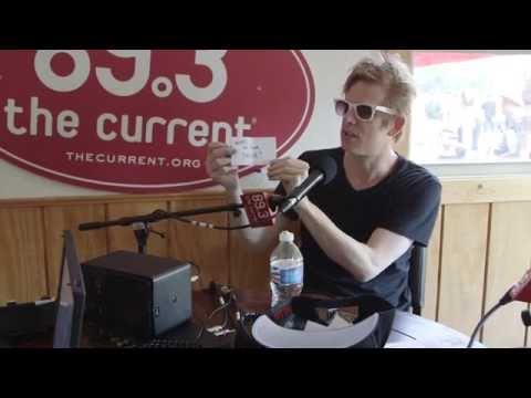 Two Quick Questions with Britt Daniel of Spoon at Eaux Claires