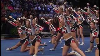 Tribe Cheer Renegades Worlds bonus footage 2010