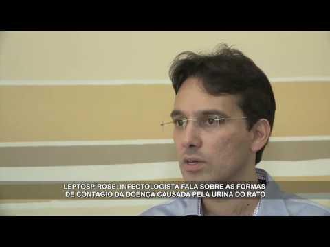 Cuidado com a leptospirose