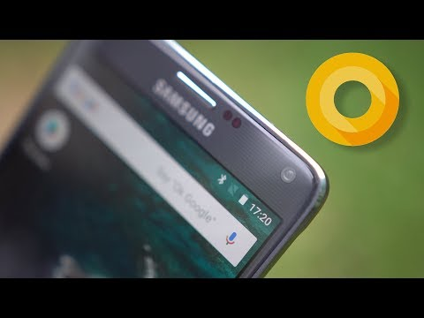 Galaxy Note 4 Running Android Oreo 8.1.0!