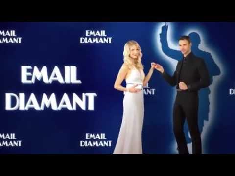 Vidéo Billboard Email Diamant - Danse avec les stars TF1