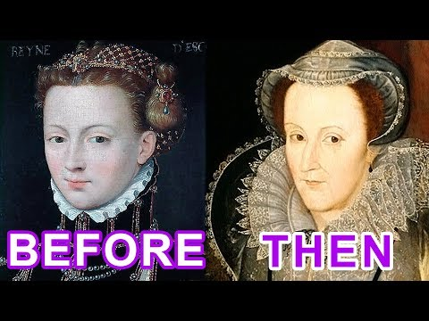 WOMAN and TIME: Mary Stuart, Queen of Scots