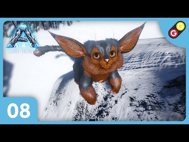 ARK : Survival Evolved - Genesis #08 On tame un Ferox ! [FR]